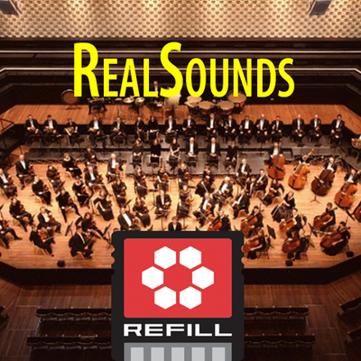 Product picture RealSounds Giga Library - Ensemble Violins